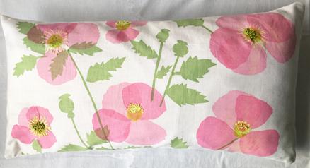 Foxglove Pillow