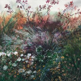 Texturescape: original painting